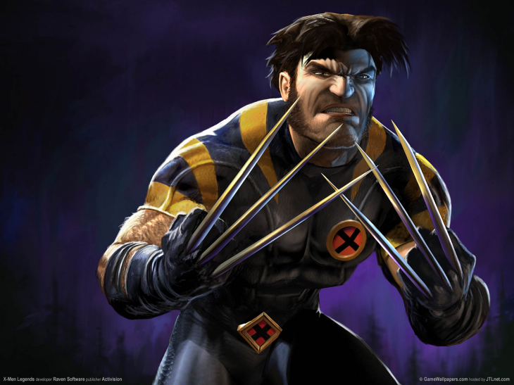 Wolverine X-Men Wallpaper HD