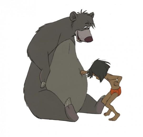 Baloo Disney