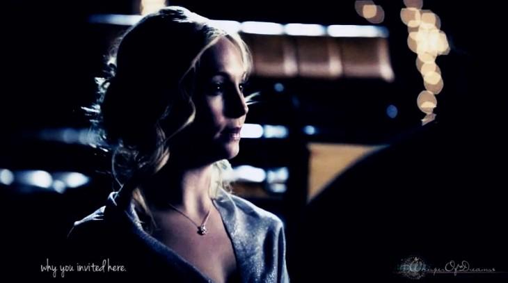 Caroline saison 3 Vampire Diaries