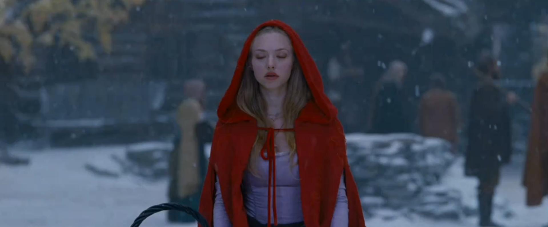 Chaperon rouge Amanda