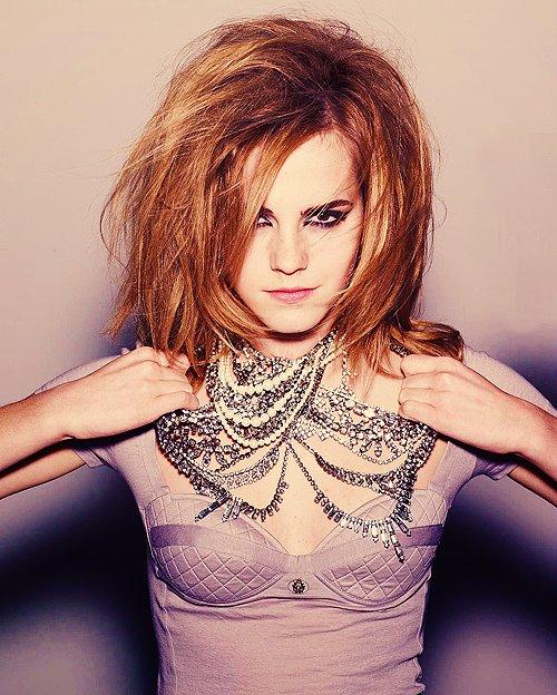 Emma Watson top model