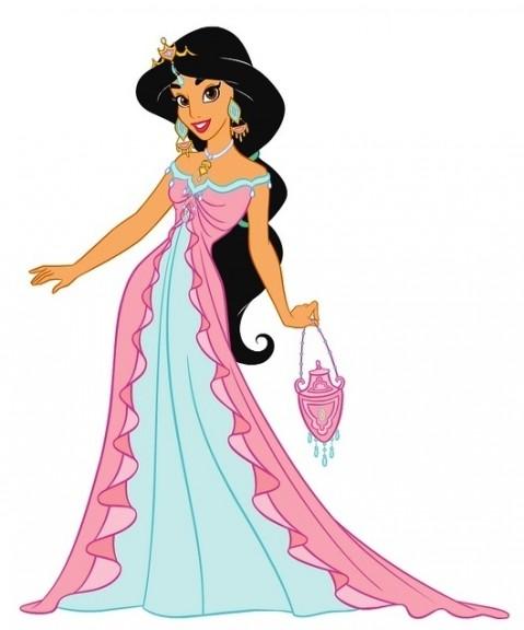 Jasmine belle princesse