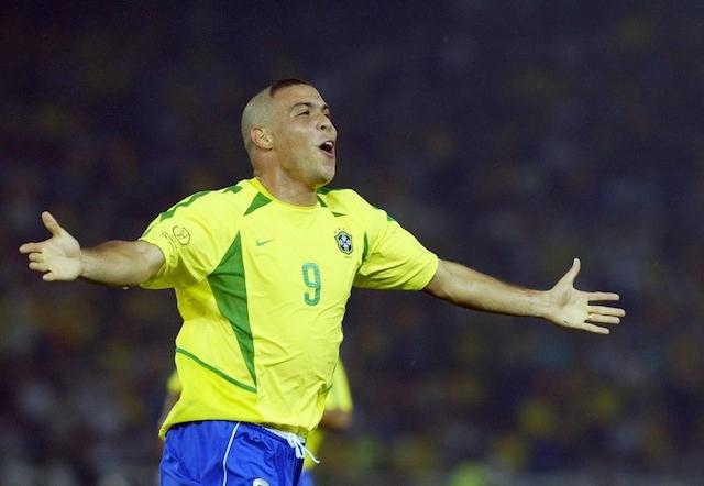 Ronaldo Brésil coupe du monde