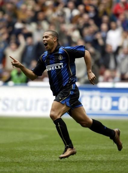 Ronaldo Brésil Inter Milan