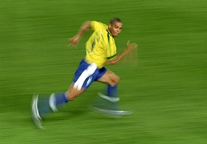 Vitesse de Ronaldo
