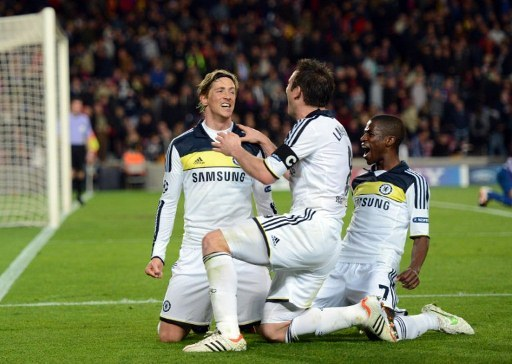 But Torres Barcelone 2012