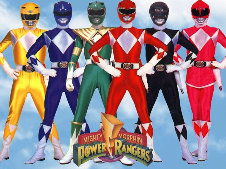 Coloriage power rangers imprimer et colorier - Power rangers gratuit ...