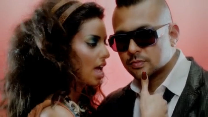 Tal et Sean Paul