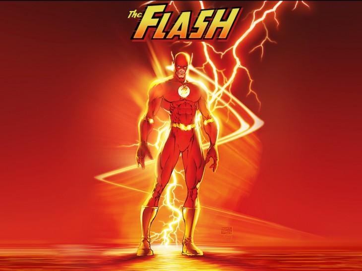Coloriage flash le super h ros imprimer et colorier - Flash le super heros ...