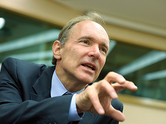 Tim Berners-Lee internet