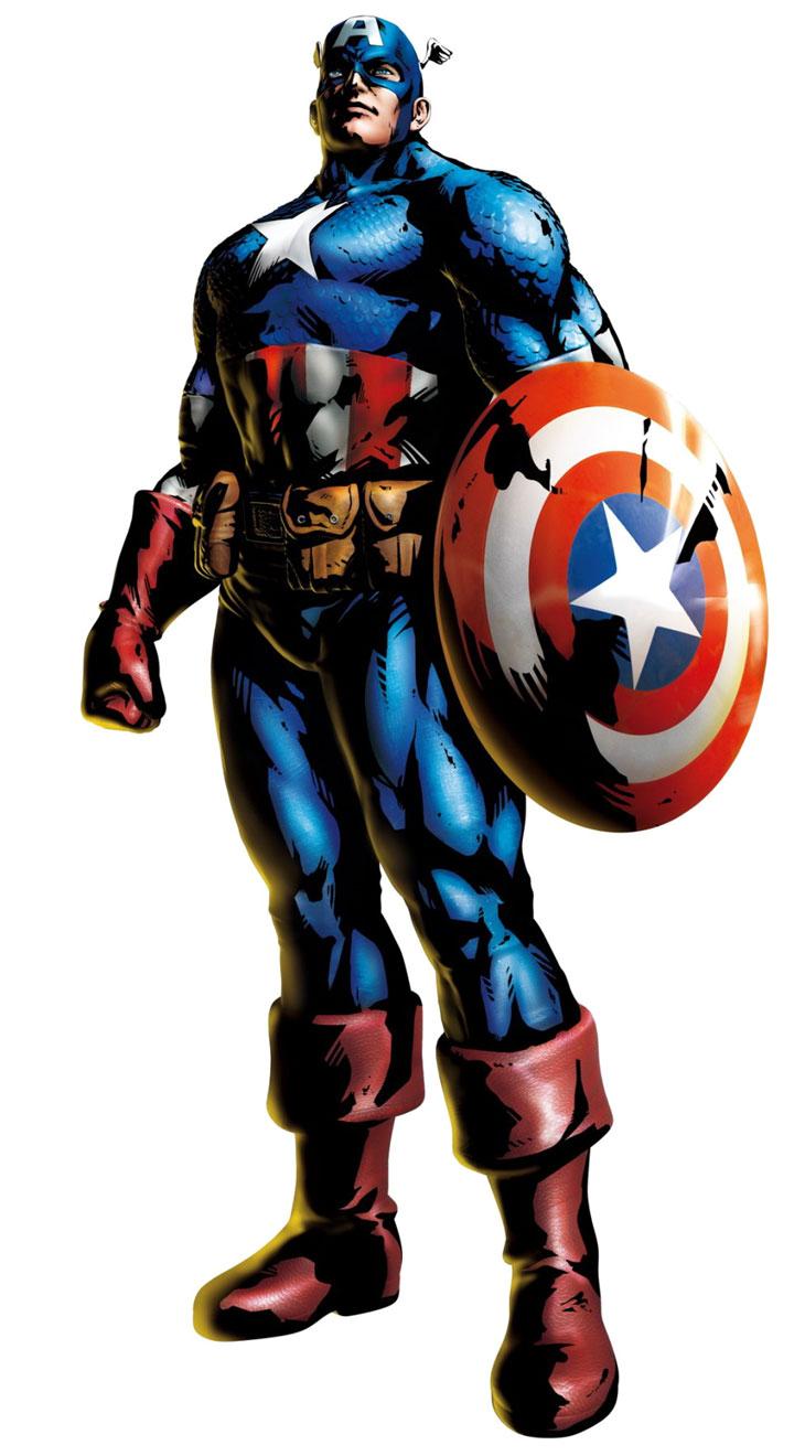 """S'améliorer grâce aux """"comics"""" - Page 2 Captainamericamarvelcomics"""