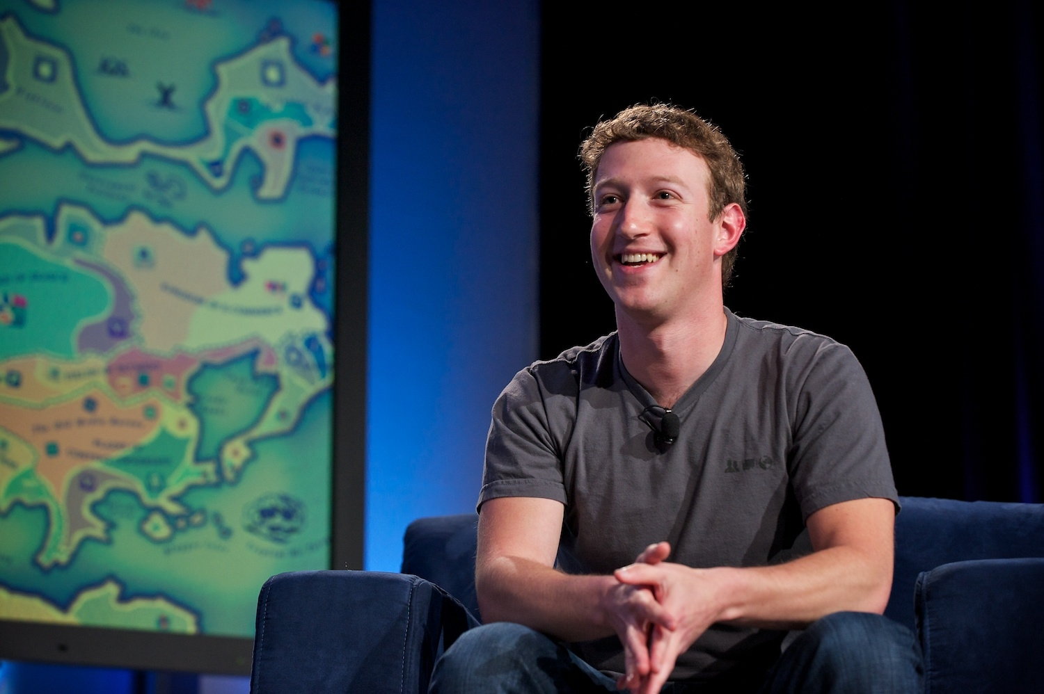 Mark Zuckerberg milliardaire