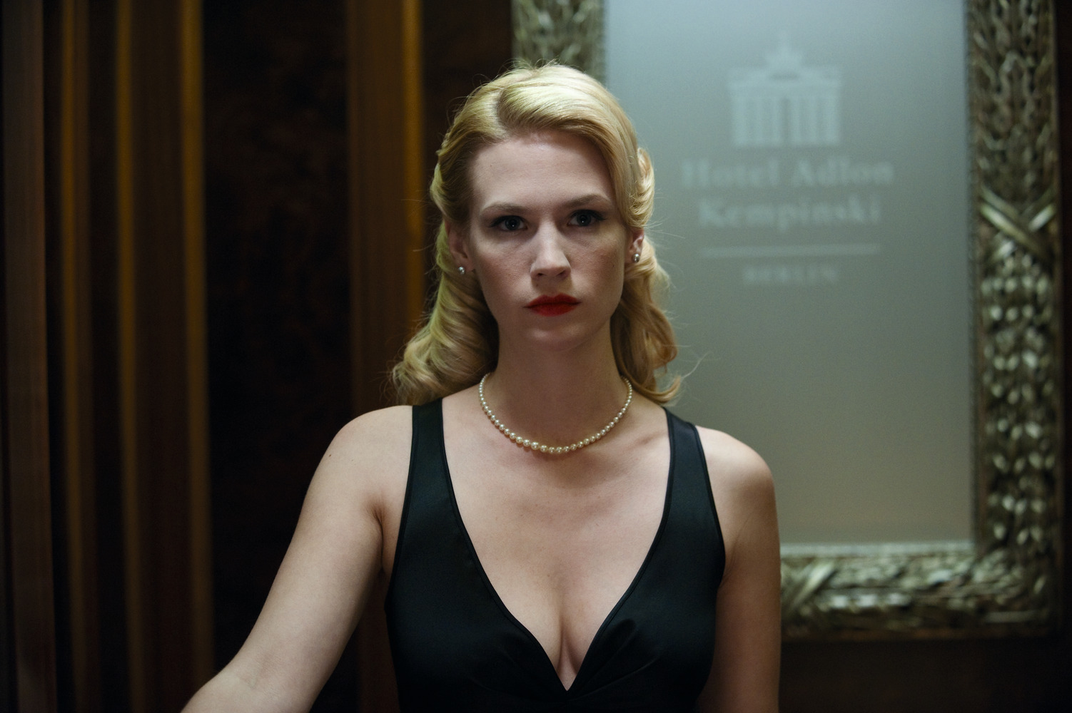 Sans identité January Jones