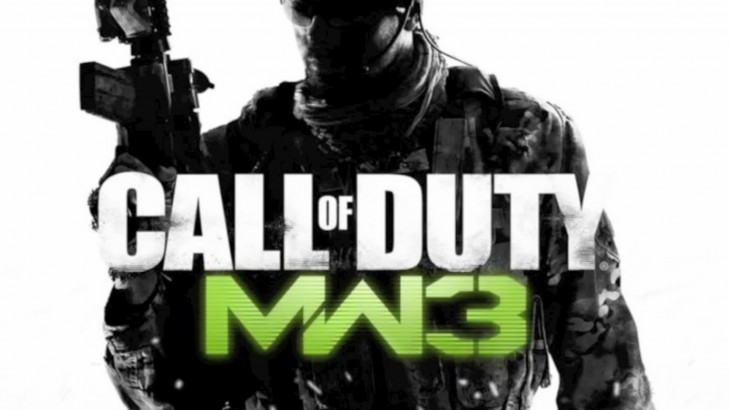 Call Of Duty MW3 grand format