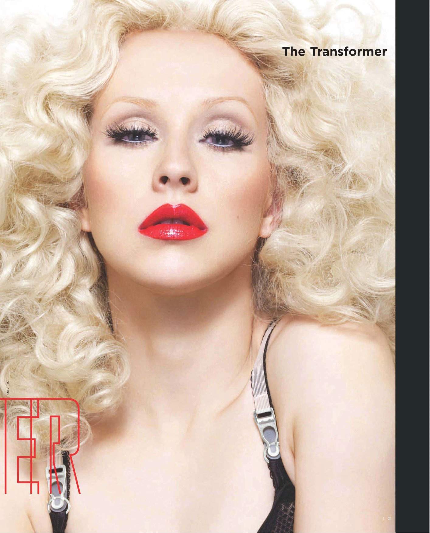 Christina Aguilera Billboard Magazine