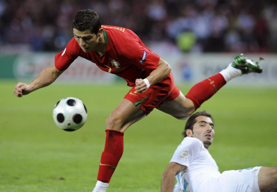 Cristiano Ronaldo vs Turquie 2012