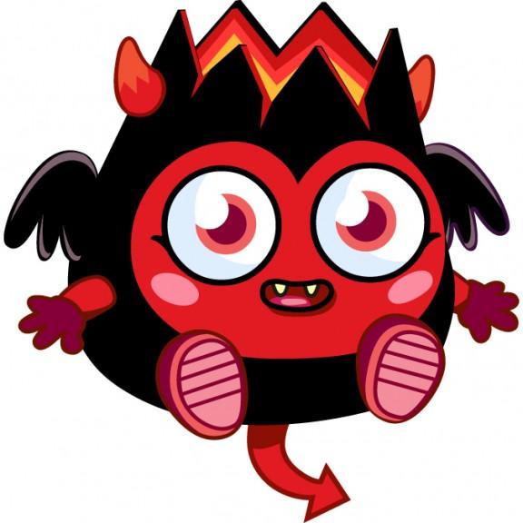 Diavlo Moshi Monsters