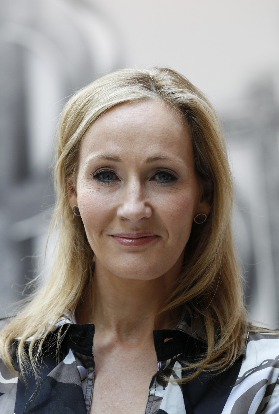 Joanne Rowling photo