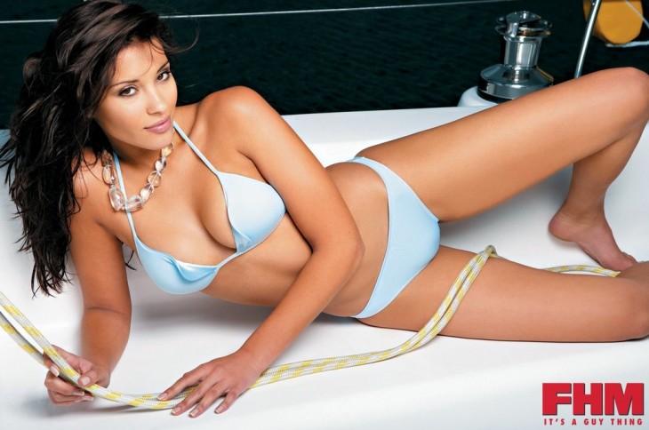 Lee-Ann Liebenberg bikini sexy