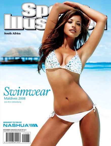 Lee-Ann Liebenberg hot sports illustrated