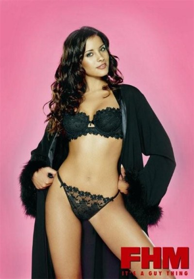 Lee-Ann Liebenberg lingerie hot