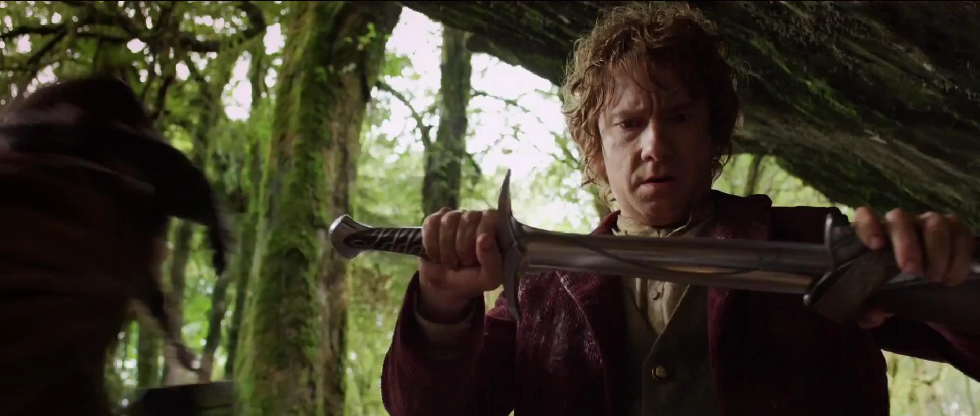 Le hobbit épée