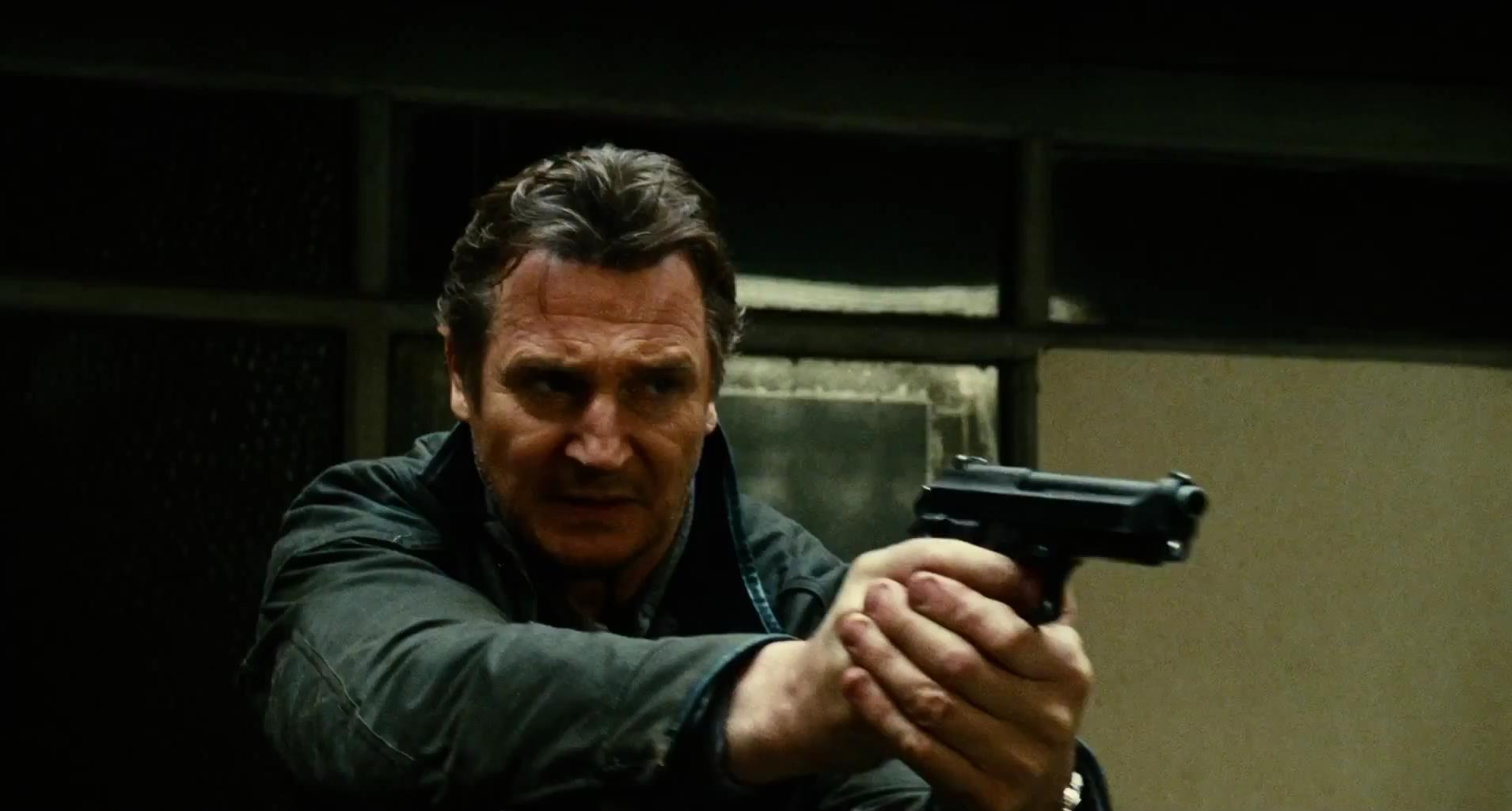 Liam Neeson Taken 2