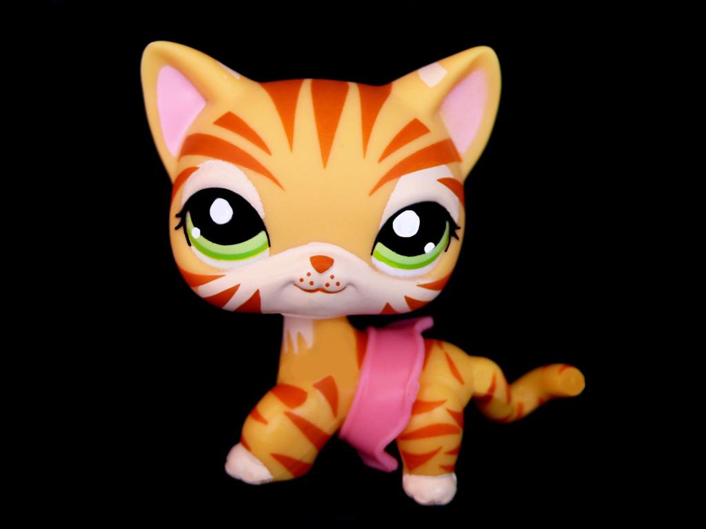 Coloriage littlest pet shop chat imprimer et colorier - Petshop chaton ...