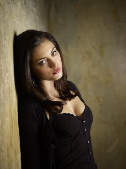 Phoebe Tonkin dans Vampire Diaries