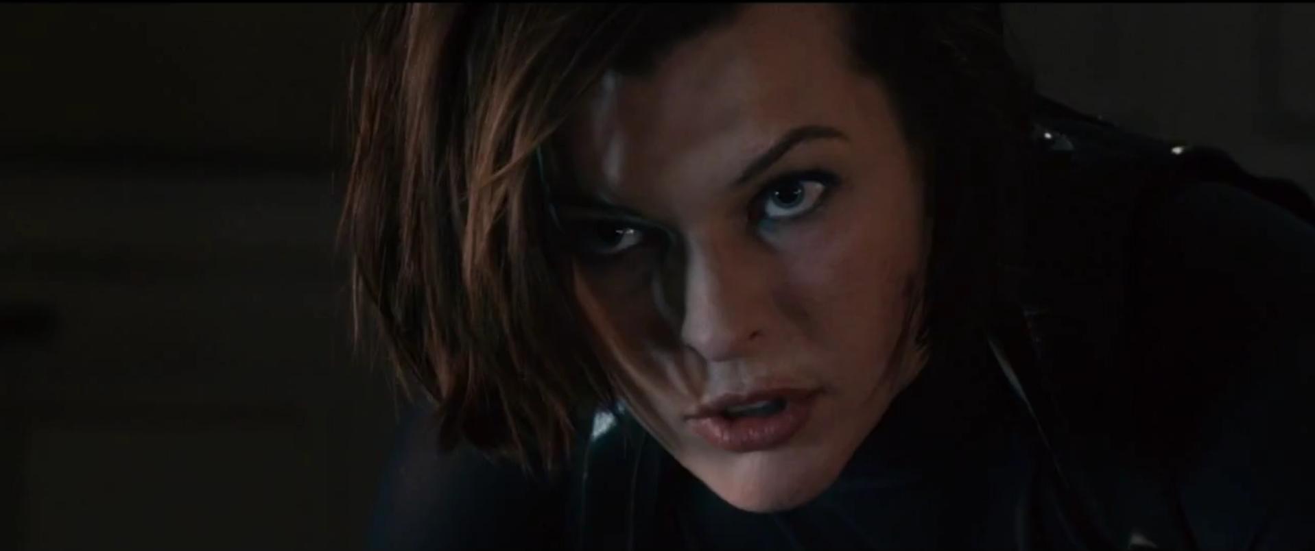 Alice Abernathy Resident Evil 3D 2012