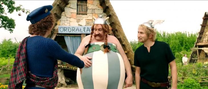 Asterix et Obelix 2012