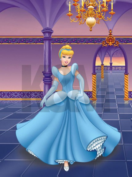 Cendrillon bal royal