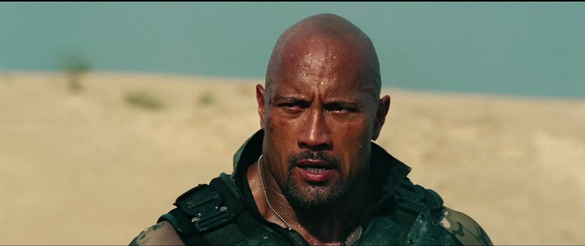 Dwayne Johnson G.I. Joe : Conspiration
