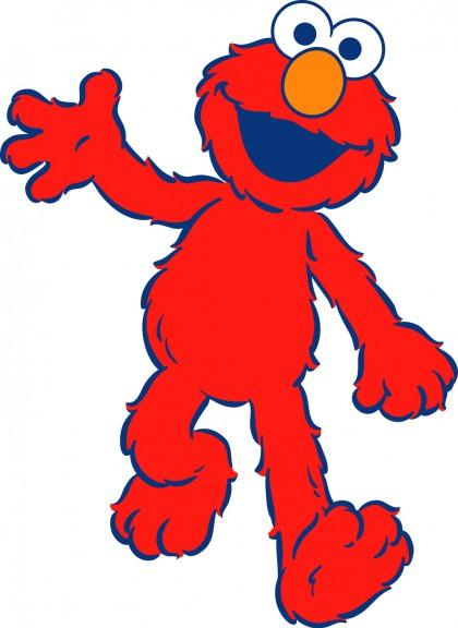 Elmo Muppet
