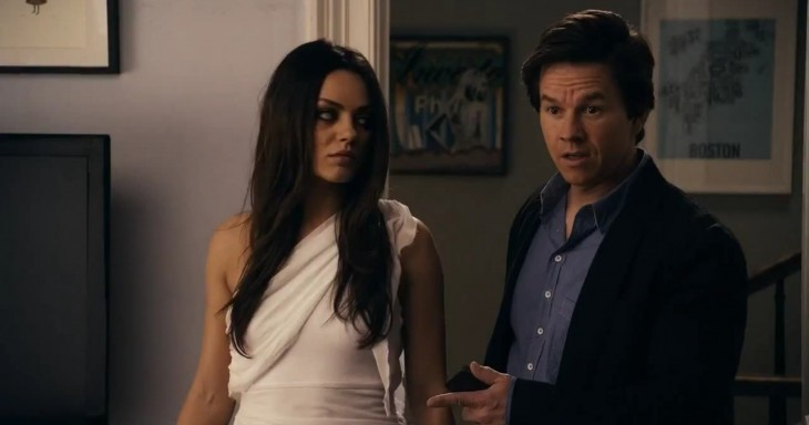 Lori et John dans Ted