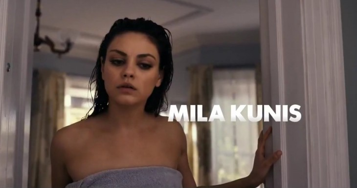 Mila Kunis nue dans Ted