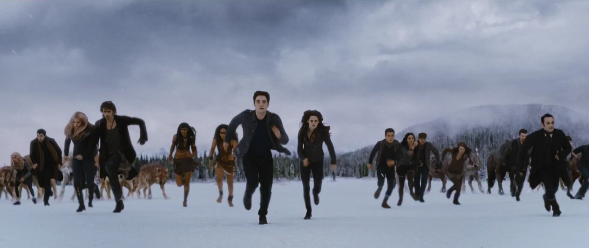 Twilight guerre finale