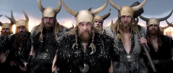 Viking Asterix et Obelix 2012