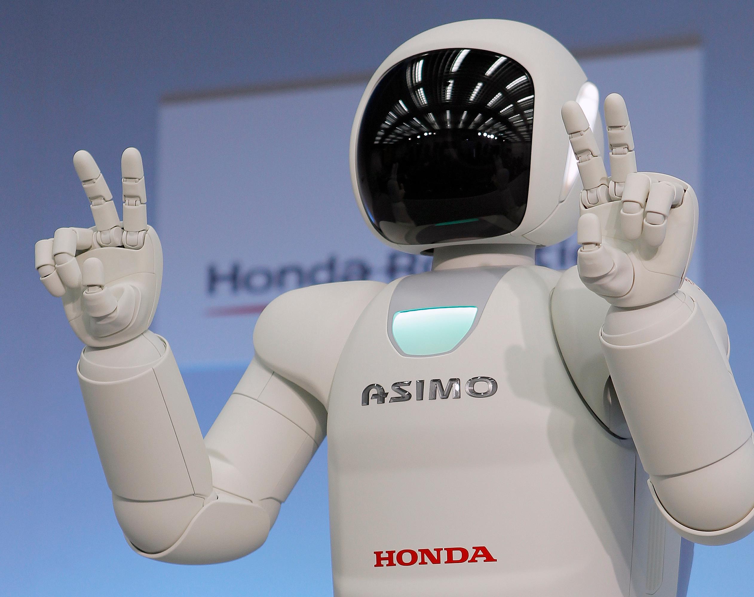 Asimo robot humanoïde