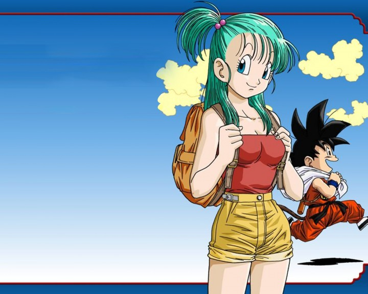 Bulma Dragon Ball