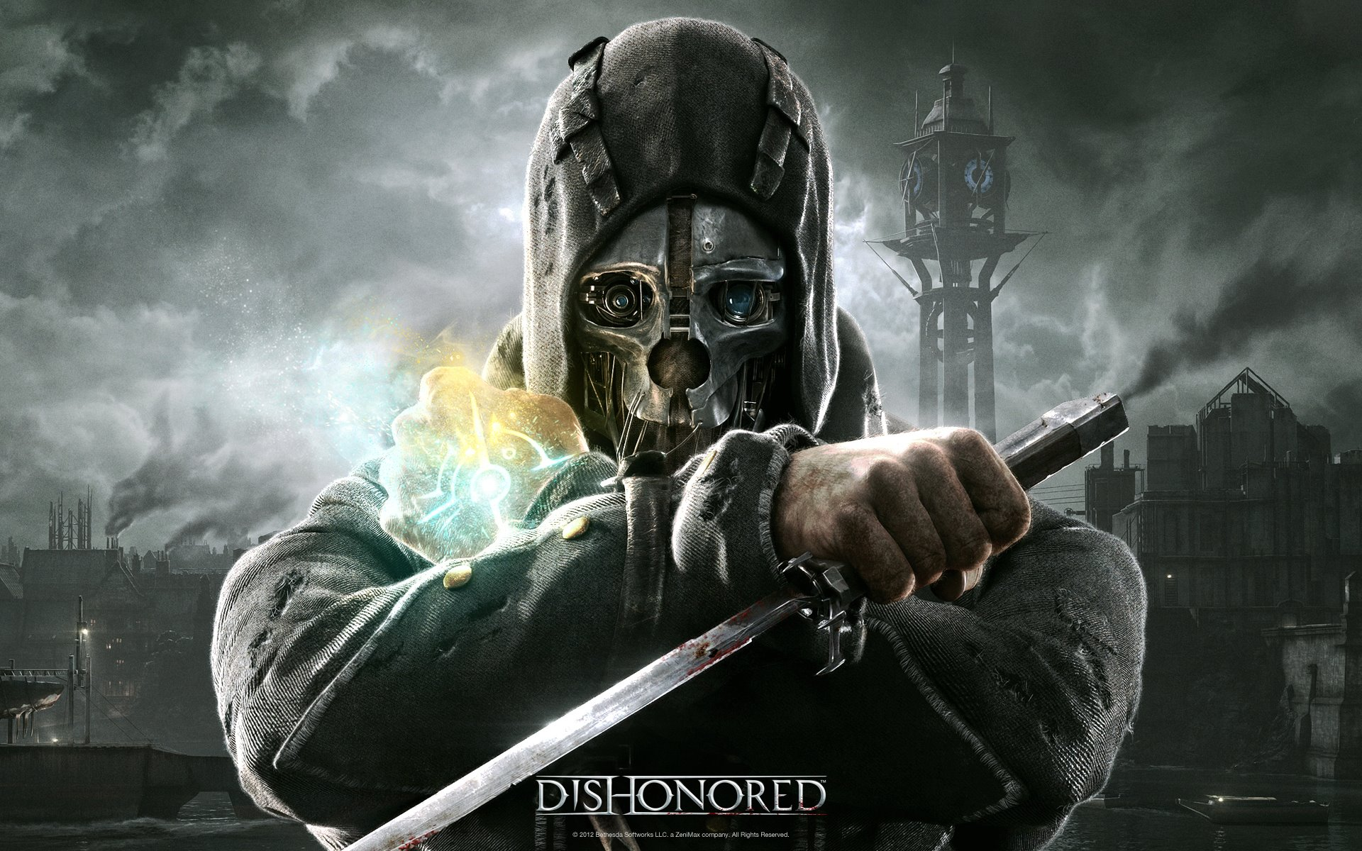 Dishonored Wallpaper HD