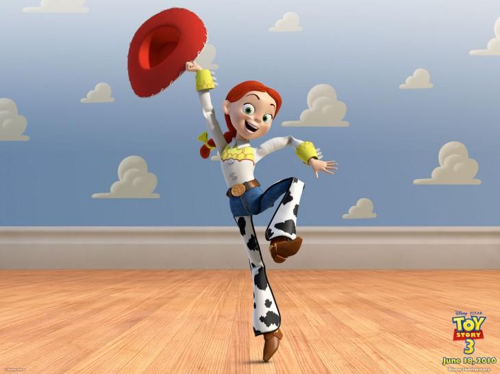 Jessie Toy Story 3 wallpaper