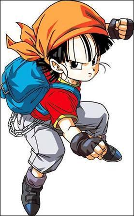 Pan Dragon Ball