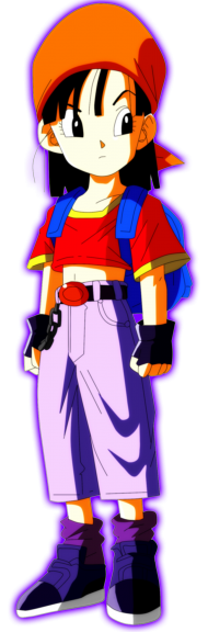 Pan Dragon Ball GT