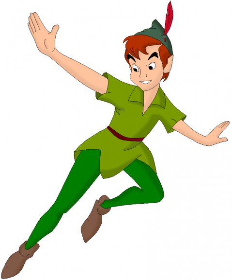 Peter Pan dessin