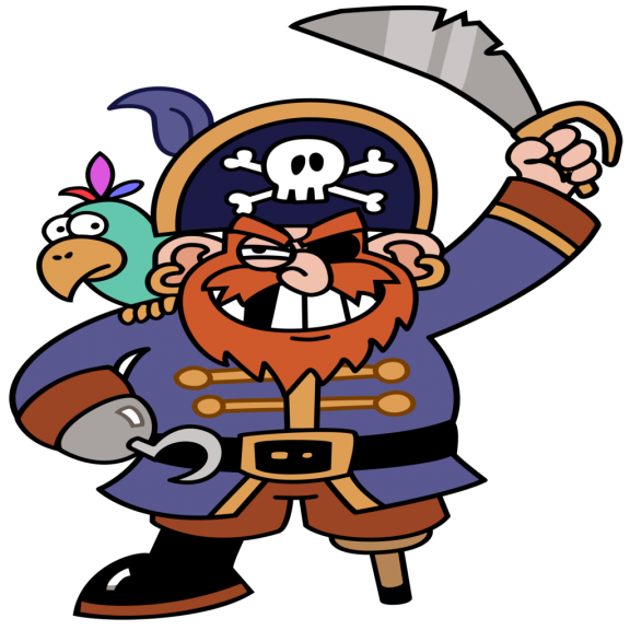 Pirate dessin