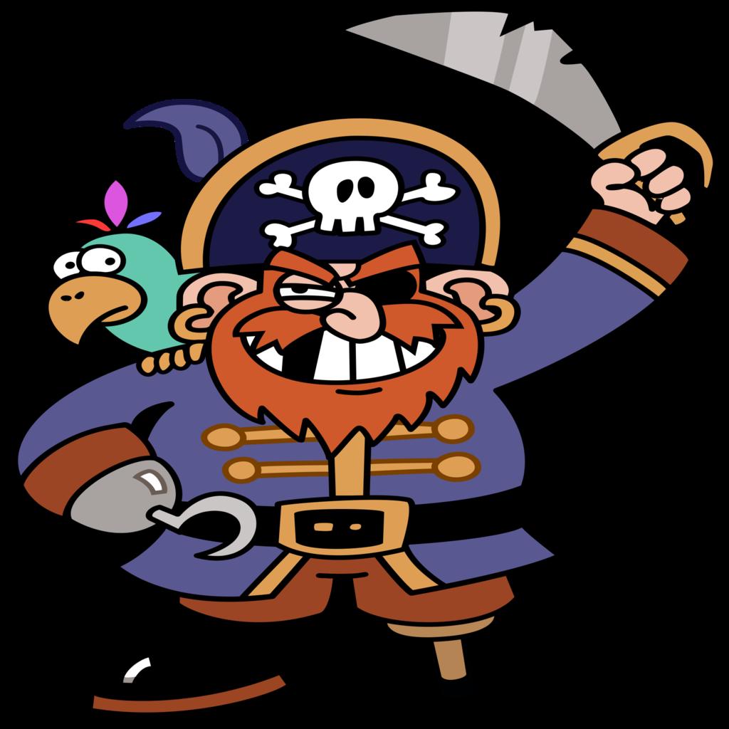 Coloriage Pirate à Imprimer Et Colorier
