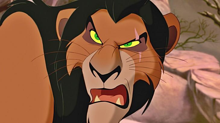 Scar Roi Lion