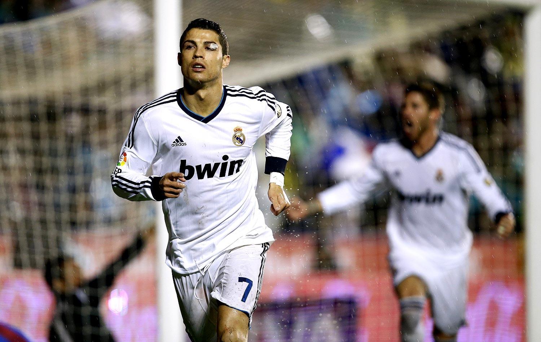 Cristiano Ronaldo but Levante