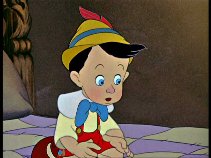 Pinocchio Garçon Disney